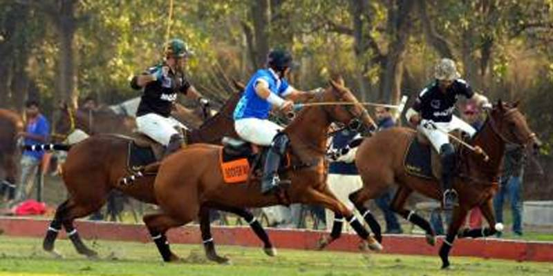 Master Paints/Rizvi qualify for Master Paints Polo Cup 2018 final