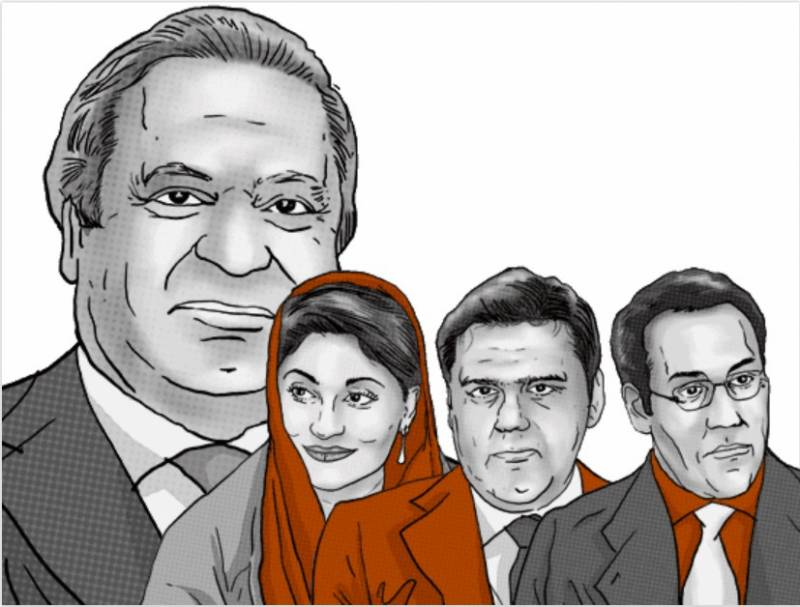 NAB chief approves two supplementary references against Sharifs