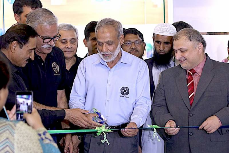 Bahria Town opens Karachi's 1st branch of 'Escorts Investment Bank'