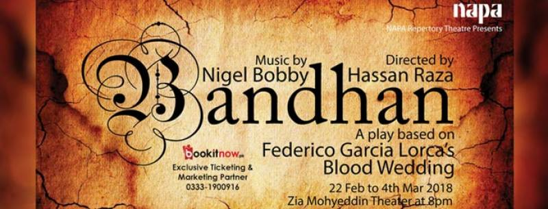Here's Why You Should Book a Ticket to Karachi - Hassan Raza's Play 'Bandhan' Sheds Light on Pakistan's Gun Culture