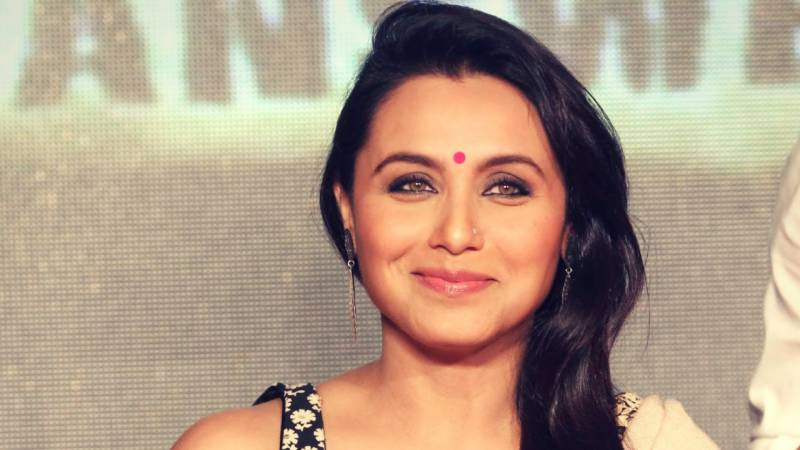 In my family when we curse, we curse with love: Rani Mukerji