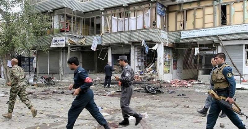 Three killed in Afghanistan hotel blast (VIDEO & PICS)