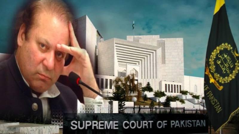 Supreme Court verdict on Nawaz Sharif's disqualification as PML-N president