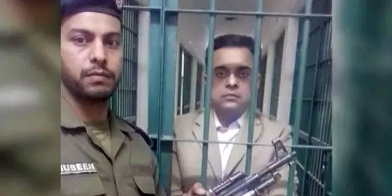 Punjab Civil Secretariat goes into lockdown over Ahad Cheema's arrest