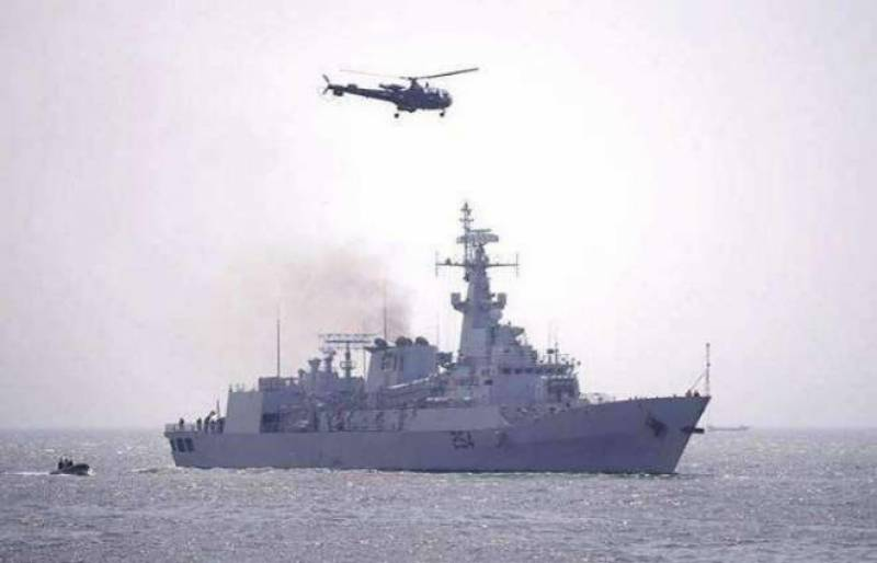 RIBAT 2018: PAF joins Pakistan Navy for operational exercise in Arabian Sea