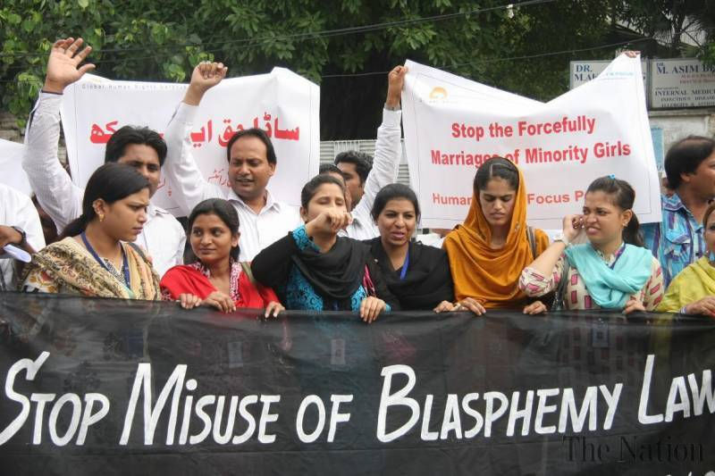 Video reveals blasphemy suspect claims he was forced by the FIA to engage in sexual acts with his cousin
