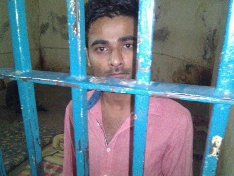 Man who filmed himself firing aerial shots at Shahrah-e-Faisal arrested in Karachi