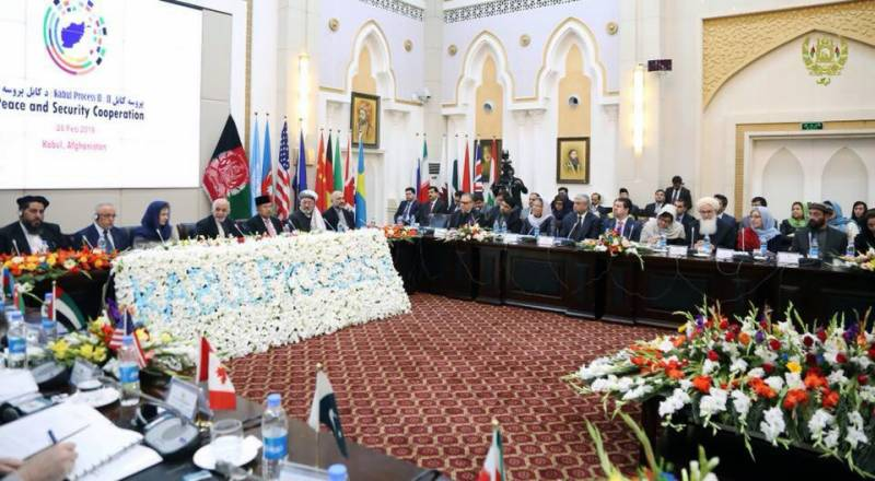 Afghan President Ghani offers initiating unconditional negotiations with Taliban