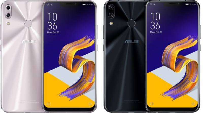 Asus launches 'iPhone X clone' with Android OS at MWC 2018