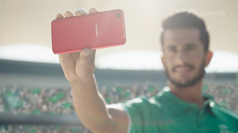 Cherish PSL experience with 'OPPO selfie moment of the match'