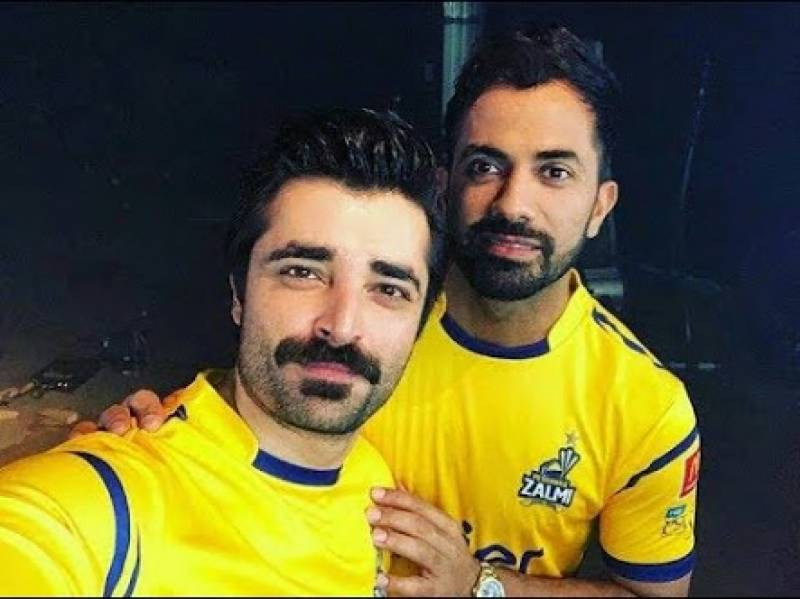 Cricket is more exciting after being commercialized: Hamza Ali Abbasi