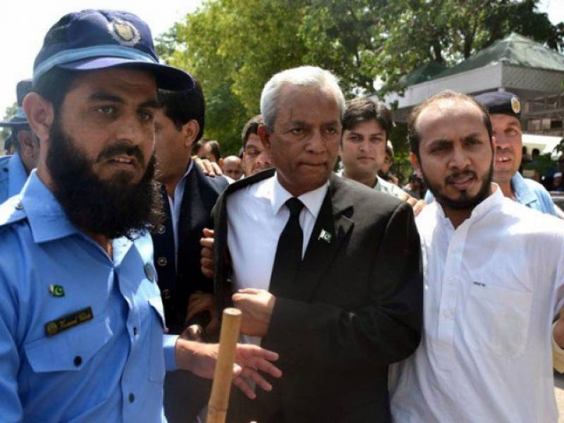 I was victimised, asserts Nehal Hashmi after walking out of jail