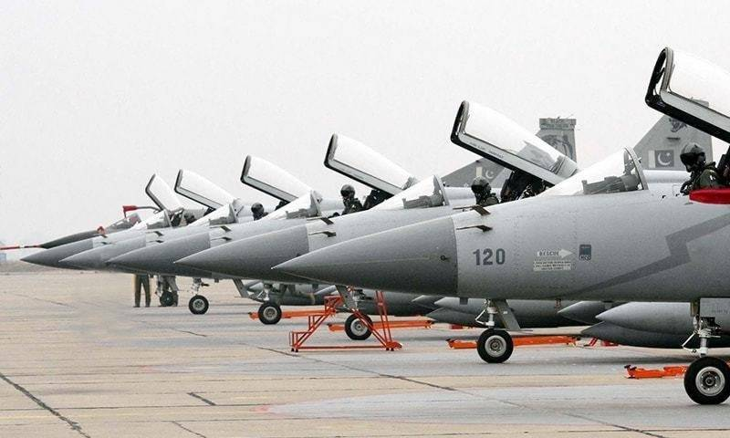 PAF raises new multirole squadron equipped with JF-17 Thunder (VIDEO)
