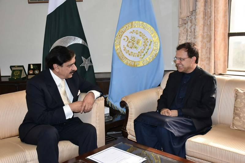 Pakistan welcomes Afghan president's offer of seeking peace through dialogue: Janjua