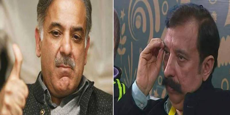 Shehbaz Sharif and Fawad Rana bond over Twitter and people are not having it