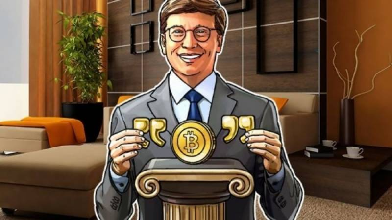 Cryptocurrencies are killing people, says world's second richest man