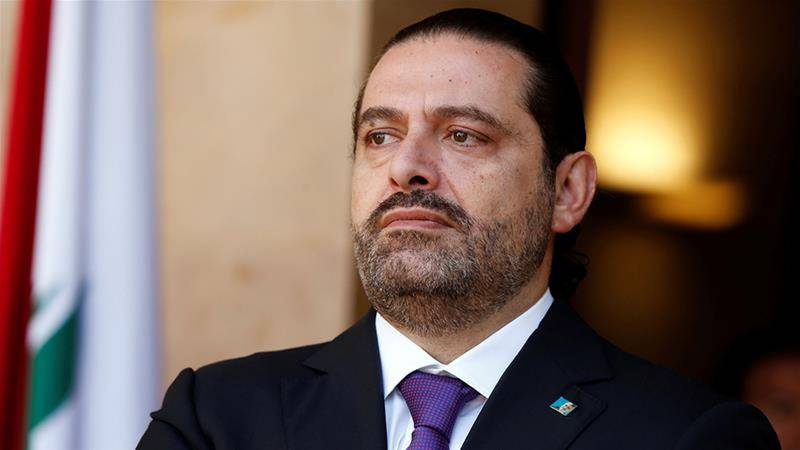 Lebanese PM Saad Al Hariri is back in Saudi Arabia and people can't help but make jokes