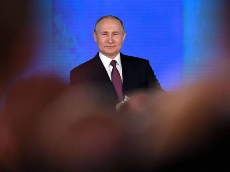 'Listen to us now': Putin unveils new 'invincible' nuclear weapons
