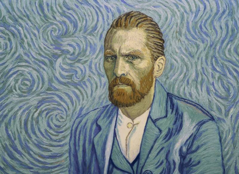 Loving Vincent: World's first hand painted film in the run for Oscars