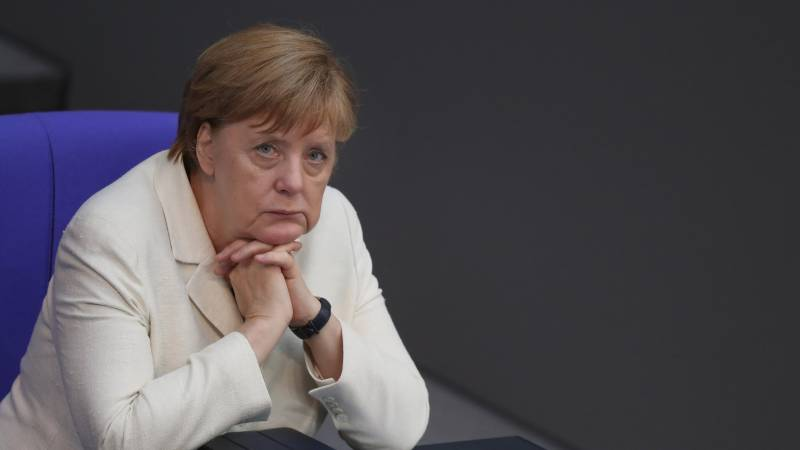 'No-go areas' exist in Germany, Chancellor Angela Merkel admits publicly