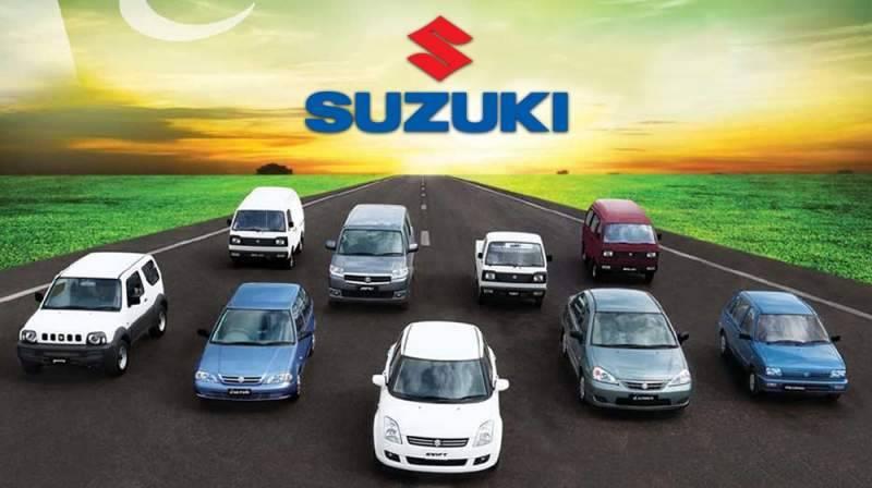 Pak-Suzuki again increases price for multiple vehicles