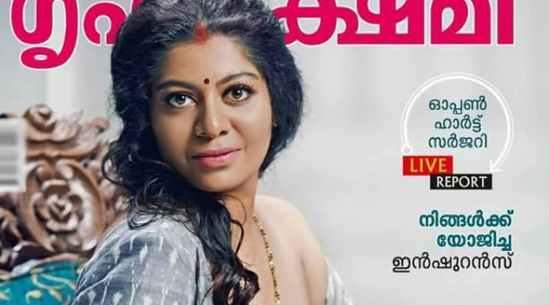 This Malyalam model is breaking the stereotype about breastfeeding in a magazine covershoot
