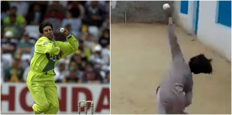 Wasim Akram junior in making? This Pakistani kid sweeps social media with thrilling bowling style