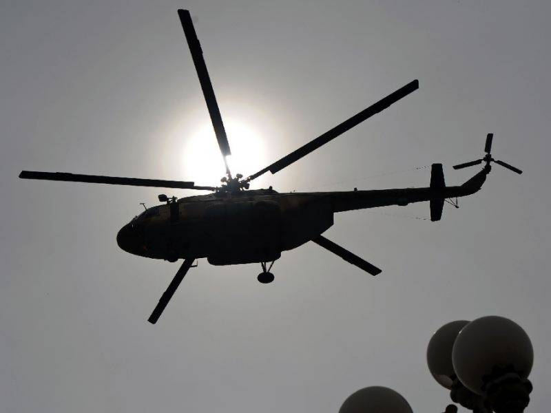 5 foreigners injured in Afghanistan helicopter crash