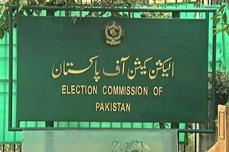ECP releases list of new constituencies after delimitation