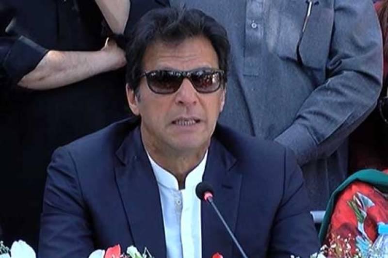 Imran admits PTI MPAs sold their votes during Senate polls in KP