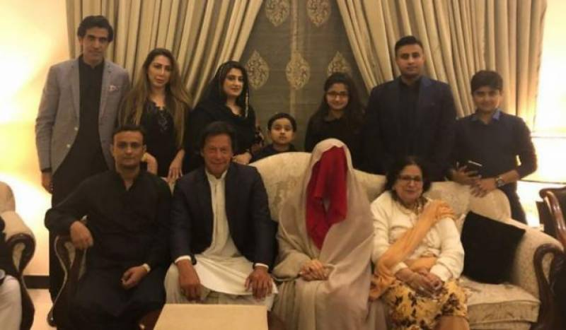 Imran contracted marriage before completion of Bushra Maneka's Iddat, journalist claims