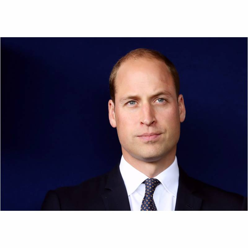 Prince William becomes the first royal to visit Palestinian territories