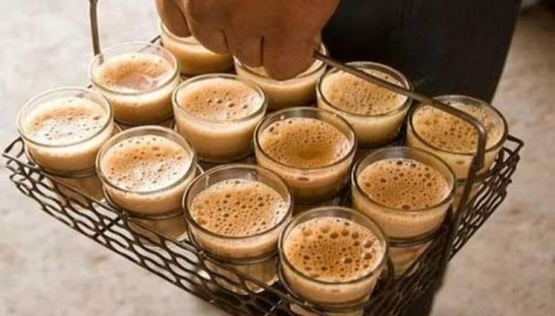1.2 million per month, Indian tea seller's income shocks internet