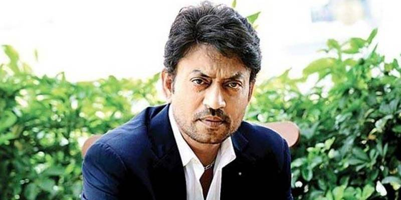 Bollywood actor Irrfan Khan diagnosed with a 'rare disease'