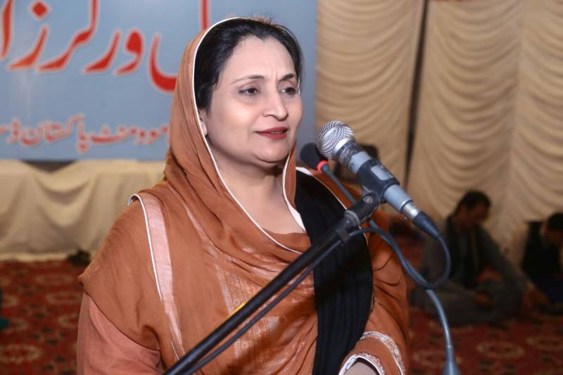 Heer Soho quits MQM-P to join PPP