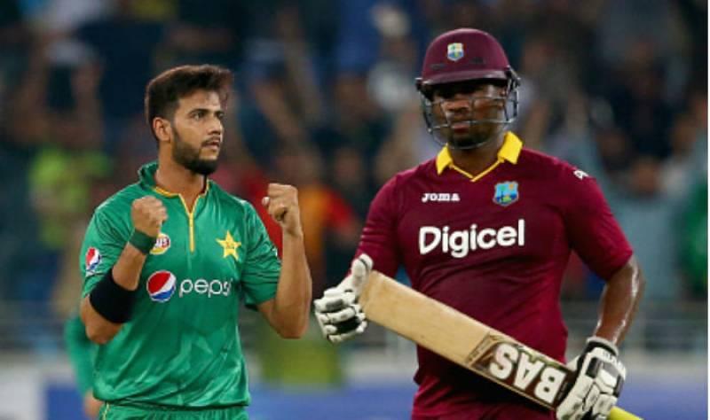 PCB announces Pakistan vs West Indies T20I series schedule