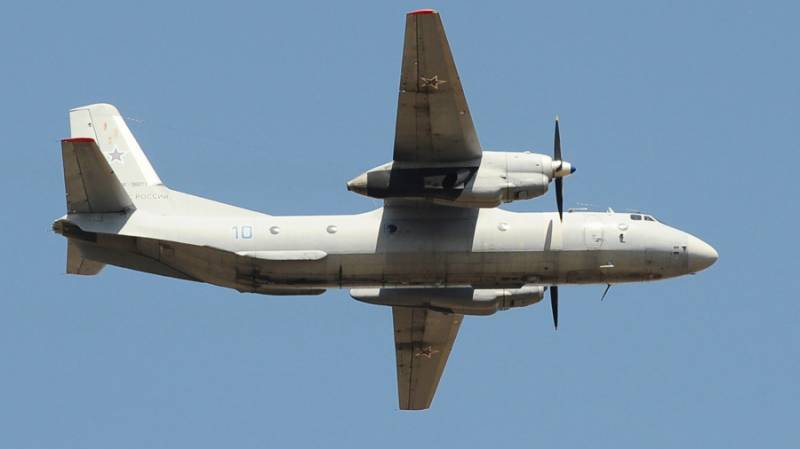 Russian transport plane crashes at Syria base, killing all 39 on board