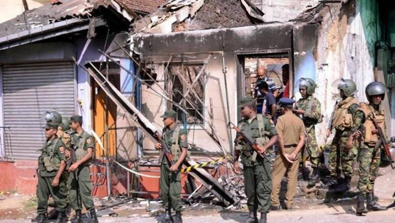 Sri Lanka declares state of emergency after Buddhist attacks on Muslims (VIDEOS & PICS)
