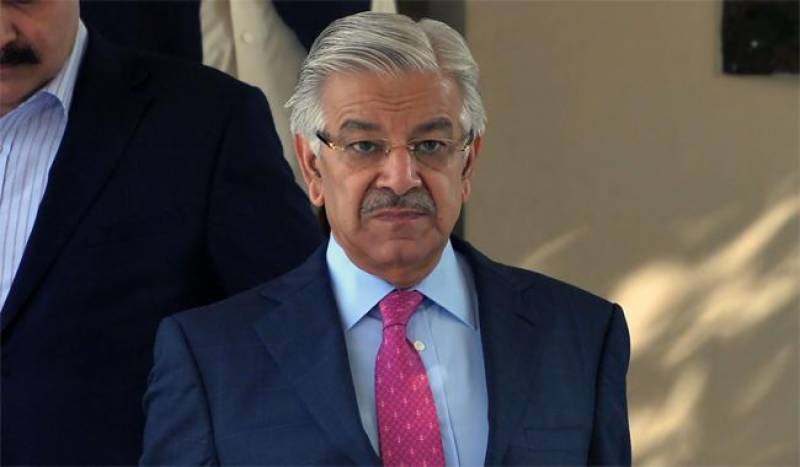 FM Khawaja Asif under NAB's radar over allegations of money laundering