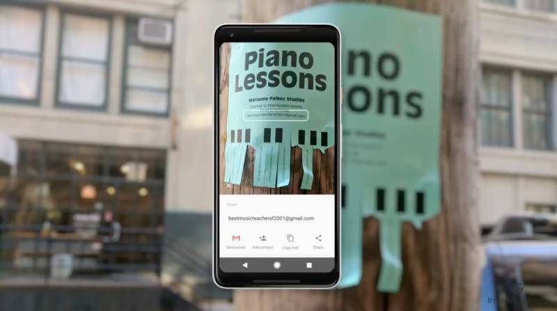 Google Lens now available for all android users