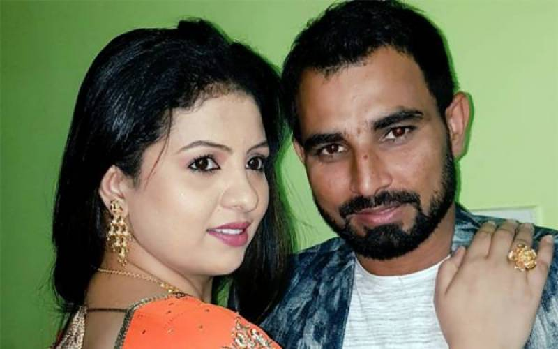 Indian cricketer Shami's wife accuses him of having extramarital affairs
