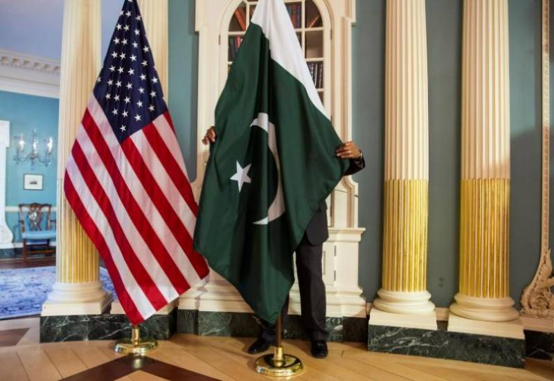 Not walking away, US expresses willingness to address concerns of Pakistan