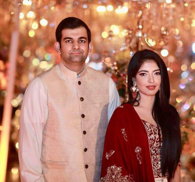 Pakistan PM Shahid Khaqan Abbasi's son ties the knot in extravaganza of style