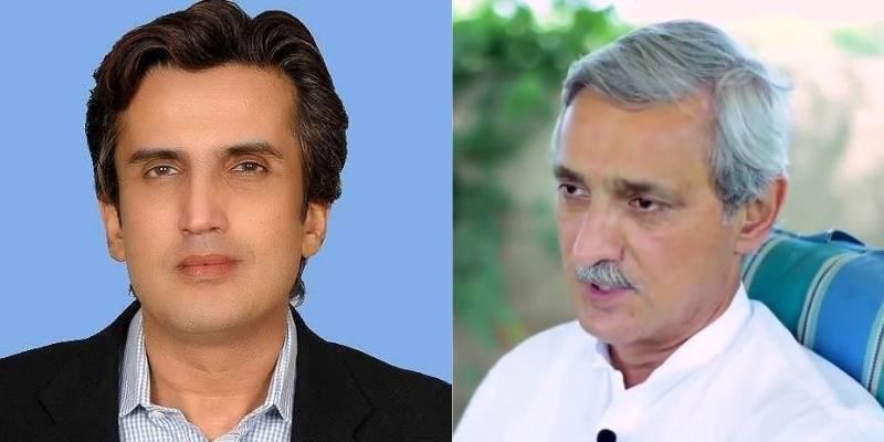 PML-N's Khusro Bakhtiar, PTI's Jahangir Tareen become business partners