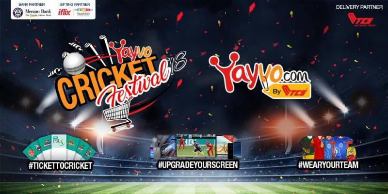 PSL 2018: Hype of Yayvo Cricket Festival just got bigger with extra discounts