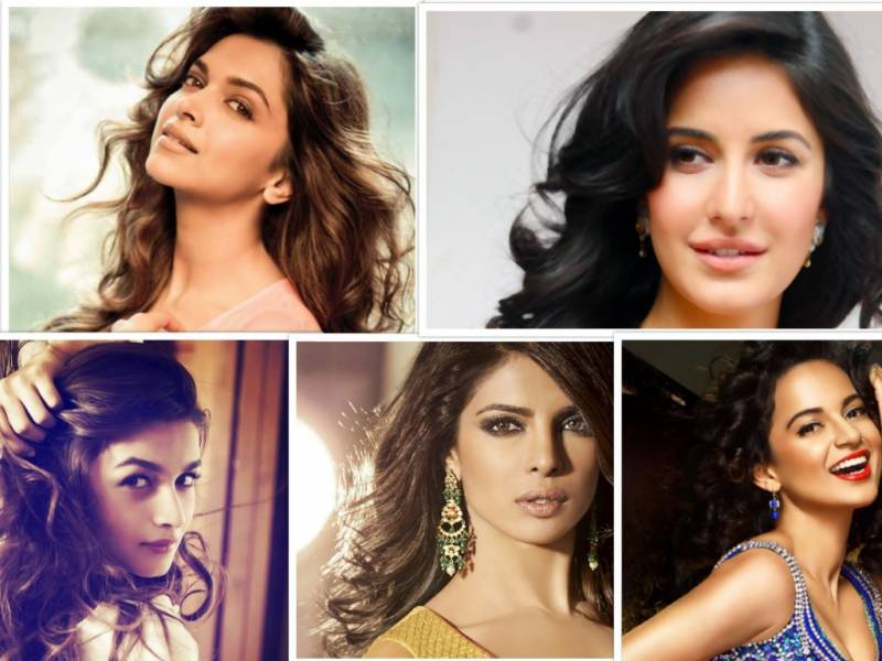 Take a look at Bollywood's highest paid actresses in celebration of Women's Day