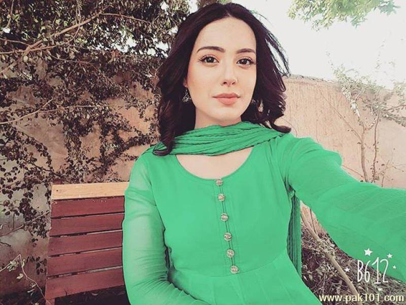 This controversial picture of actress Iqra Aziz is a fake but Pakistanis still don't it know yet