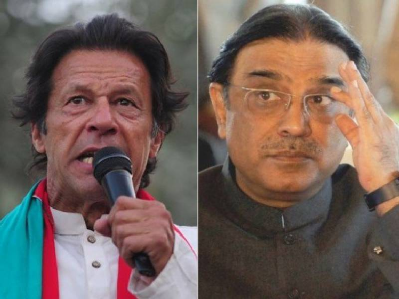 Imran, Zardari's pictures on govt ads raises serious questions for judiciary hearing publicity campaign case