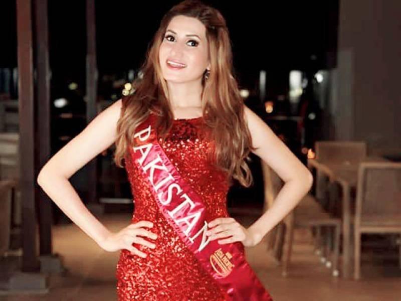 Lahori Diva Diya Ali Represents Pakistan at the Miss Eco International Pageant 2018