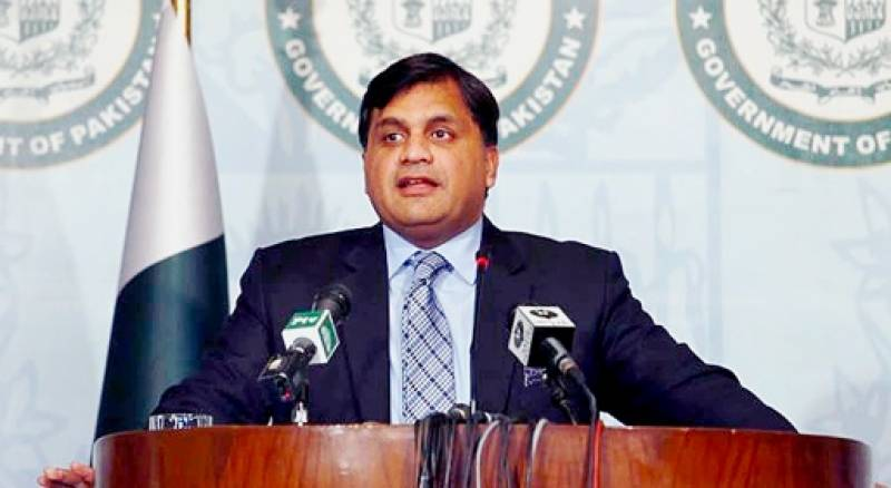 Pakistan, Iran & Russia have concerns on growing presence of Daesh elements in Afghanistan: FO